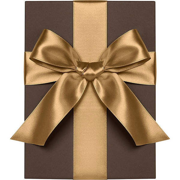 Gold Satin Ribbon - 1.5""