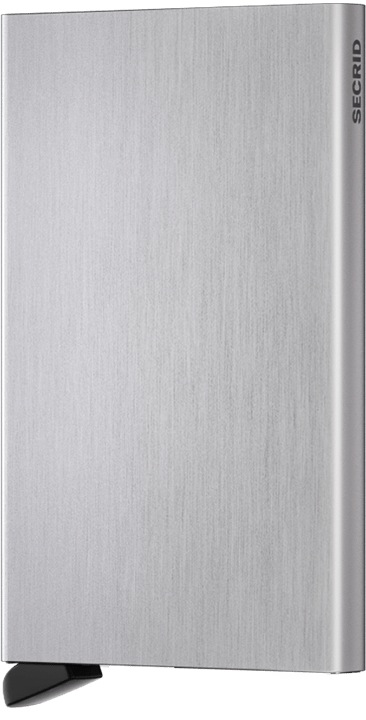 cardprotector silver brushed