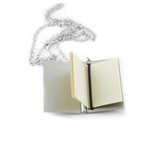 Necklace Book - Gold