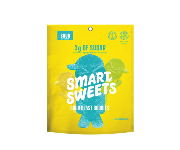 Smart Sweets - Sour Blast Buddies