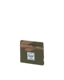 Charlie Wallet - Woodland Camo