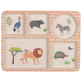 Bamboo 5pc Set - On Safari