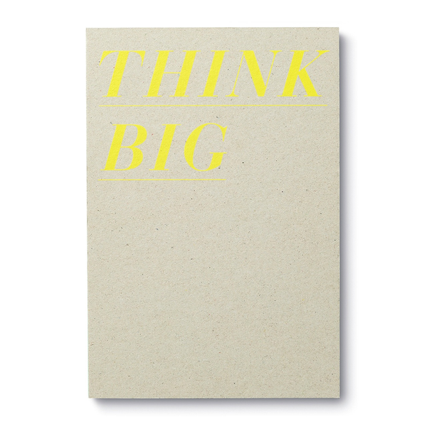 Think Big - Notebook