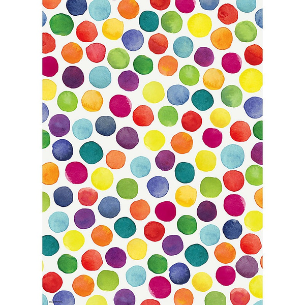 Wrap Roll - Watercolor Dots