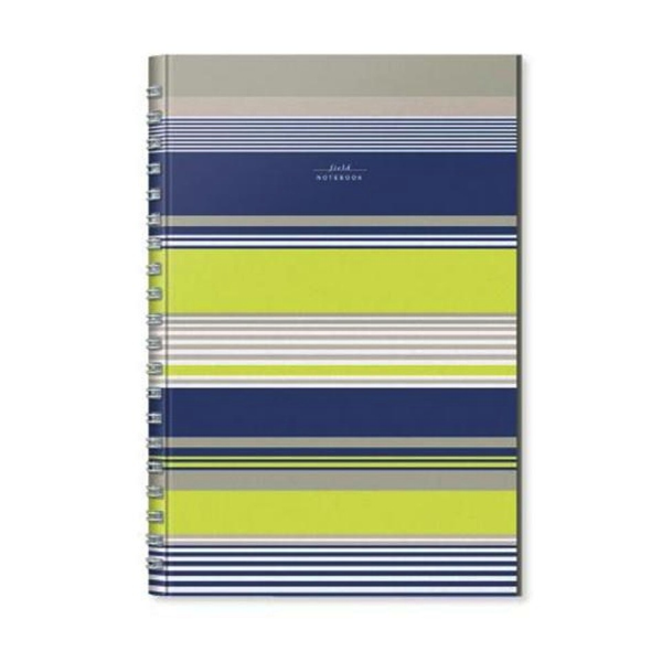 FIELD NOTEBOOK - Blue/Lime
