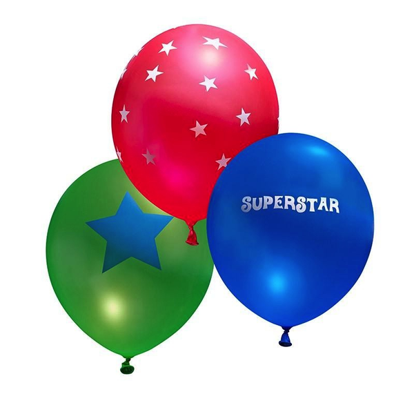Balloons - Superstar Boy