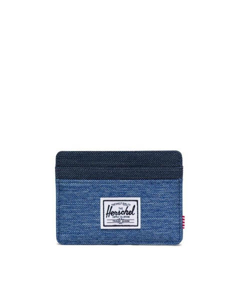 Charlie Wallet - Faded Indigo