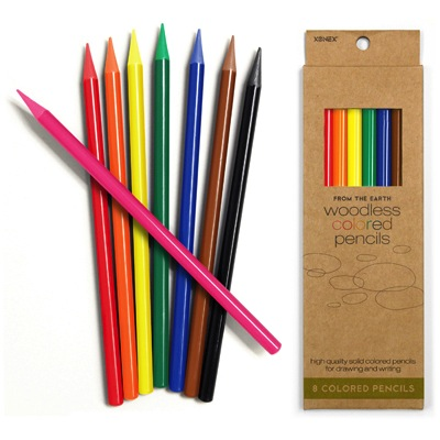 Woodless Colored Pencil Set
