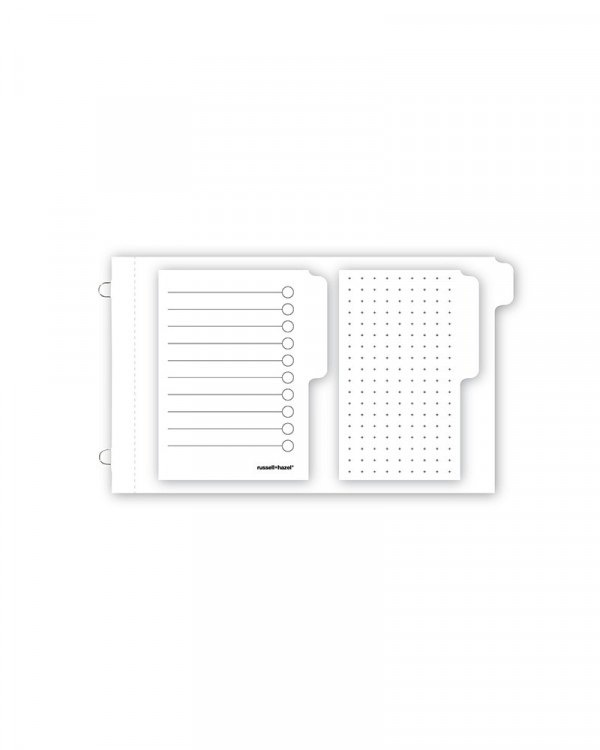 Mini Loop Adhesive Notes 30 sheets