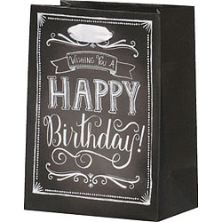 Birthday Chalkboard Small Bag