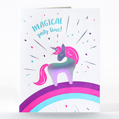 Magical Birthday Unicorn
