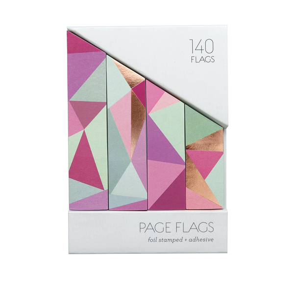 Agave - Page Flags