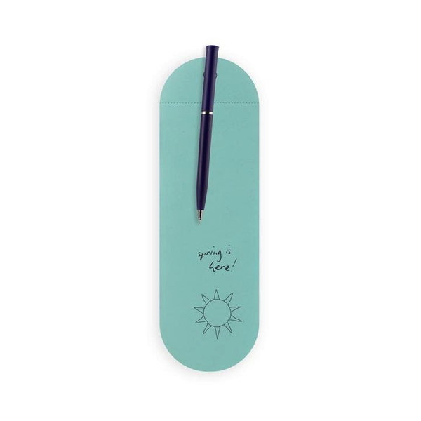 Jotblock Oblong Pad - Blue