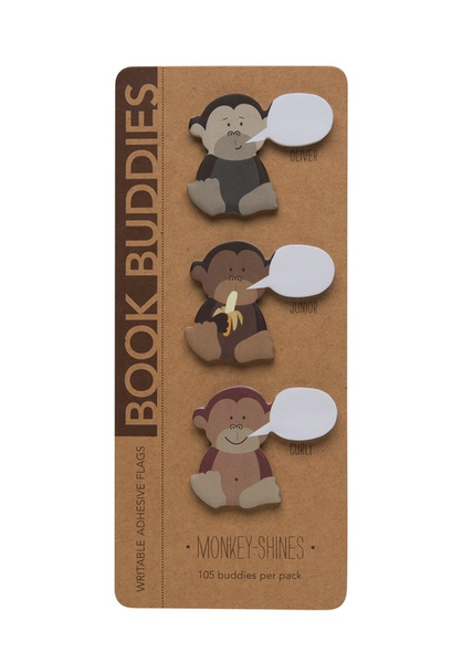 Book Buddies - Monkey-Shines