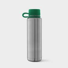 Planet Box 18 oz Stainless Steel Water Bottle - Green