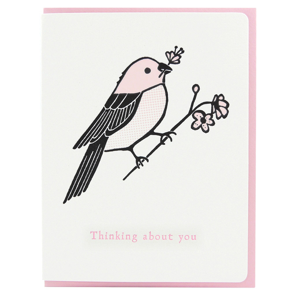 THINKING ABOUT YOU (PINK)