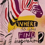 "WRITE NOW JOURNAL - ""Where do you find inspiration"""