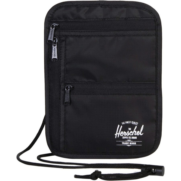 Herschel Money Pouch - POLY BLACK