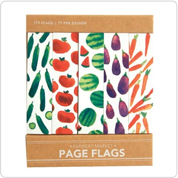 Farmers Market - Page Flags