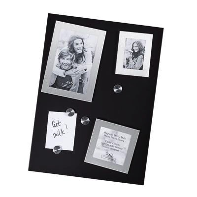 Magnetic Memo / Multi Photo Frame Board