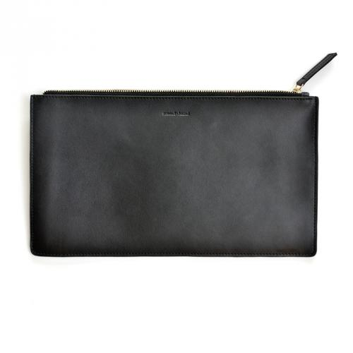 Day to Night Clutch - Black
