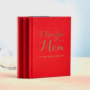 I Love You Mom - Gift Book