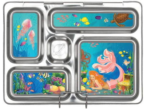 Rover Lunchbox Magnets - Mermaids
