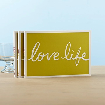 Love Life - Gift Book
