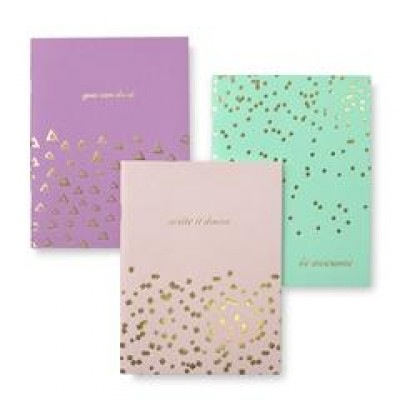 George Stanley 3 pack Icons Journal set