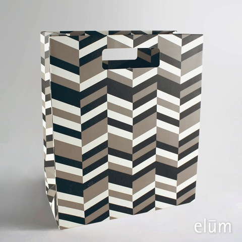 Gift Bag - Chevron