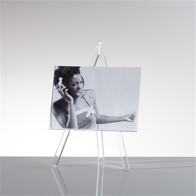 Acrylic Easel Photo Frame - 5x7