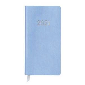 2020-2021 Chicago Ave-Hydrangea Small WEEKLY Planner