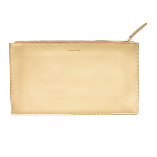 Day to Night Clutch - Gold