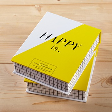 Happy Is... A Notecard Kit to Send a Little Sunshine