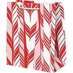 Candy Cane Stripe Medium Bag