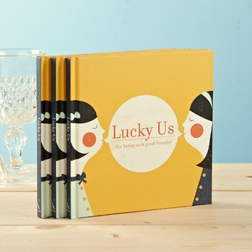 Lucky Us - Gift Book