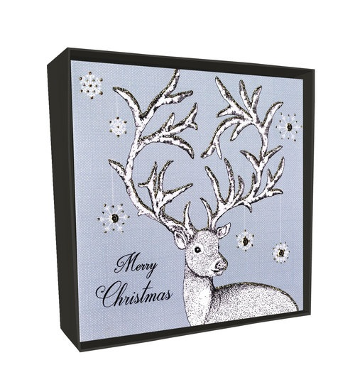 CHRISTMAS CARD BOX SET – REINDEER