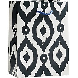 B&W Ikat Small Bag