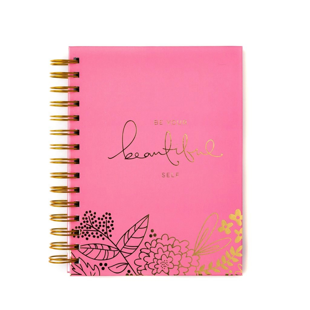 Paper Love Trend Beautiful Spiral Bound Notebook