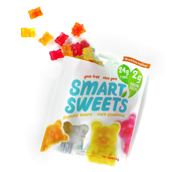 Smart Sweets - Fruity Low Sugar Gummy Bears