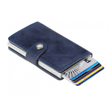 MINI Wallet - vintage blue