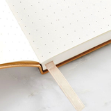 Wasp Dotted Journal - Gold