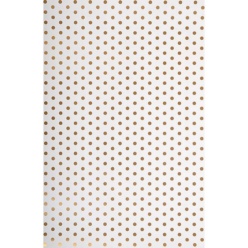 Wrap Roll - Gold Dots
