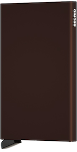 Card Protector - Brown