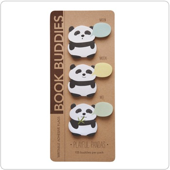 Book Buddies - Playful Pandas
