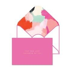 Fantastic Folded Note Card Set