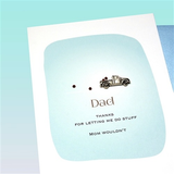 Father's Day Card - Pick-Up Truck