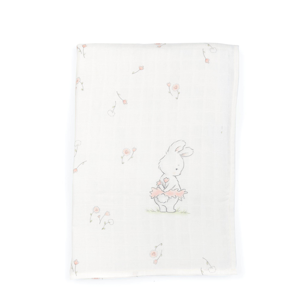 Tutu Delight Swaddle Blanket