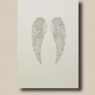 Notelets | Angel Wings