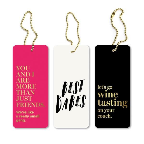 Gift/Wine Tags - Best Babes